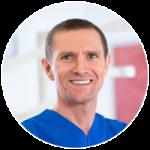 Feste Zähne in kurzer Zeit von Dr. Dr. Günter Wiesner.