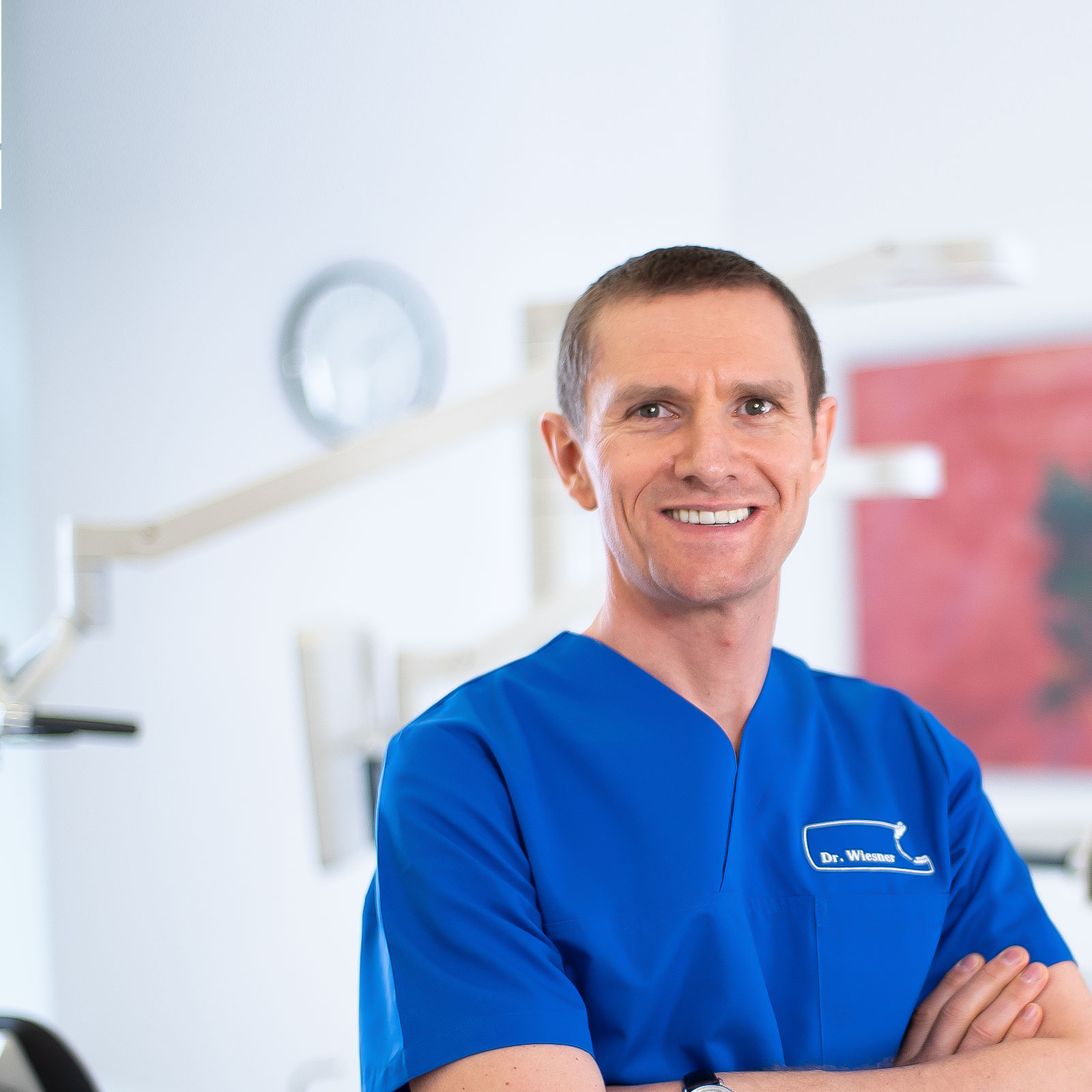 Dr. Dr. Wiesner ist Ihr Zahnarzt in Innsbruck.